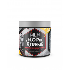 MLN N.O Pre Xtreme Orange Burst