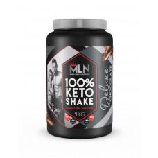 MLN 100% Keto Chocolate Milkshake