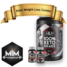 Combo 2: Keto Weight Loss Package