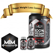Combo 3: Vegan Friendly Weight Loss Package